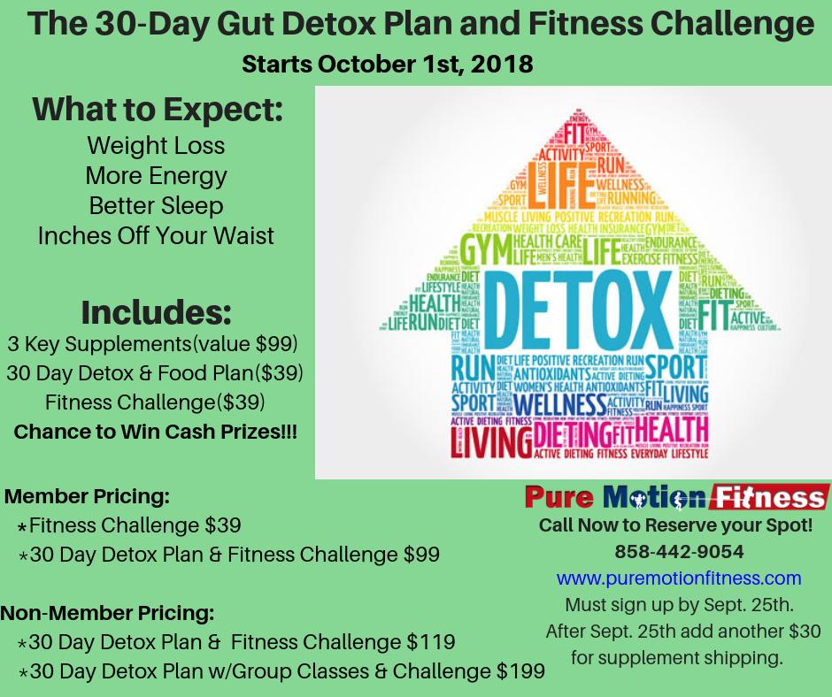 30 detox program